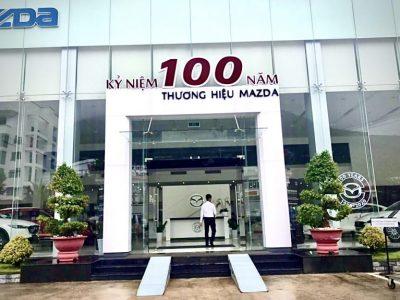 kỷ niệm 100 năm thành lập thương hiệu Mazda